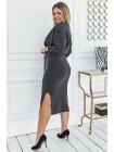 Элегантное платье на запах Чикаго